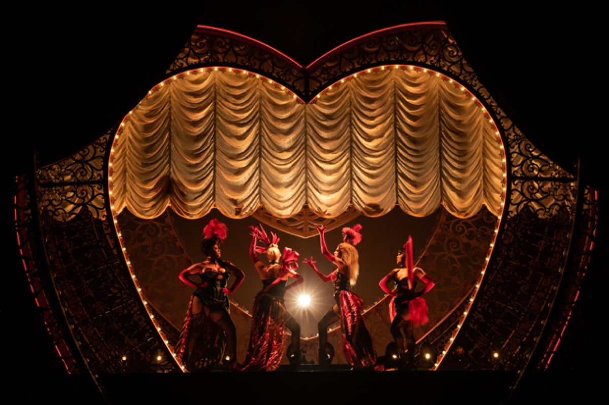 Moulin Rouge! The Musical National Tour Adds San Francisco to Its Route | TheaterMania