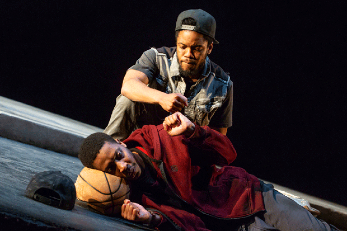 Pass Over Examines The Existential Crisis Of Black Men In