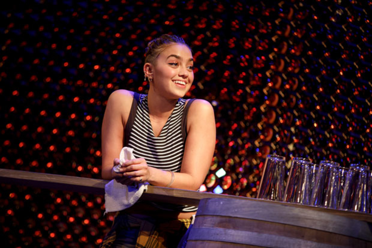 Get a First Look at Jaclyn Backhaus's India Pale Ale | TheaterMania