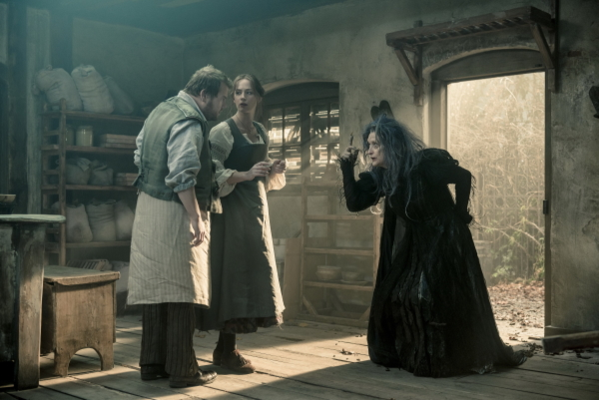 Disney's Into The Woods Film Releases More Production Photos