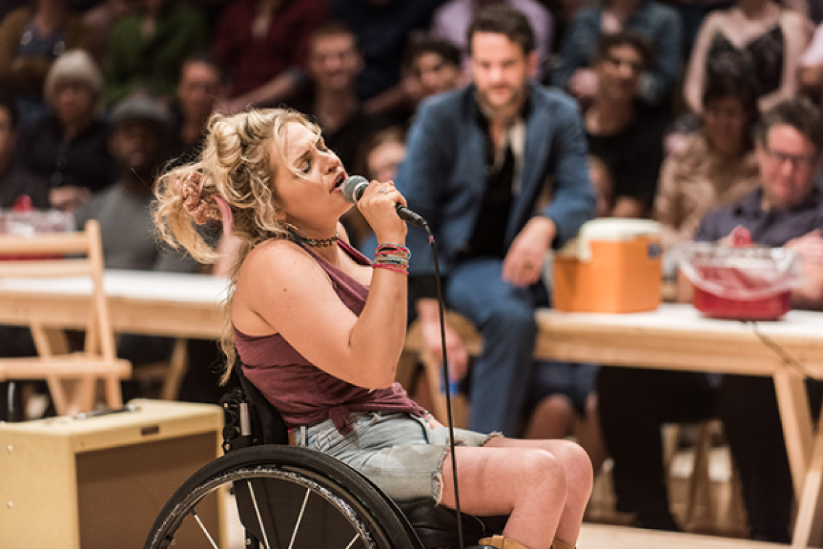 Final Bow Ali Stroker Reflects On Her Time As One Of Oklahoma S Gutsy Women Theatermania