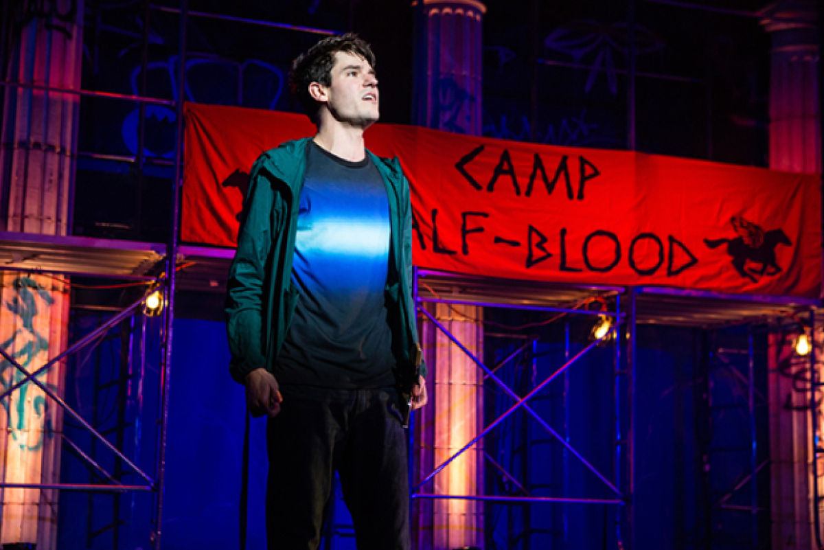 Deluxe Edition of The Lightning Thief: The Percy Jackson Musical Available | TheaterMania