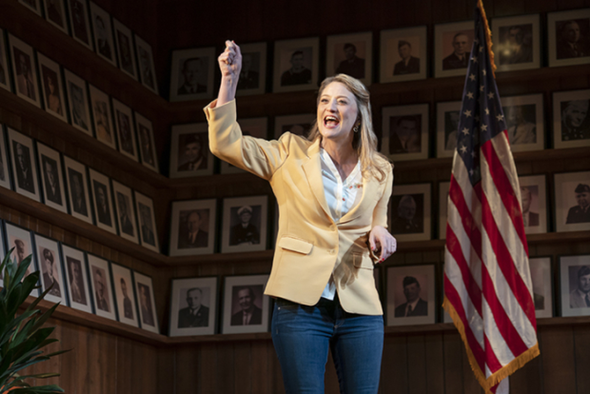 What the Constitution Means to Me Is a Broadway Hit | TheaterMania