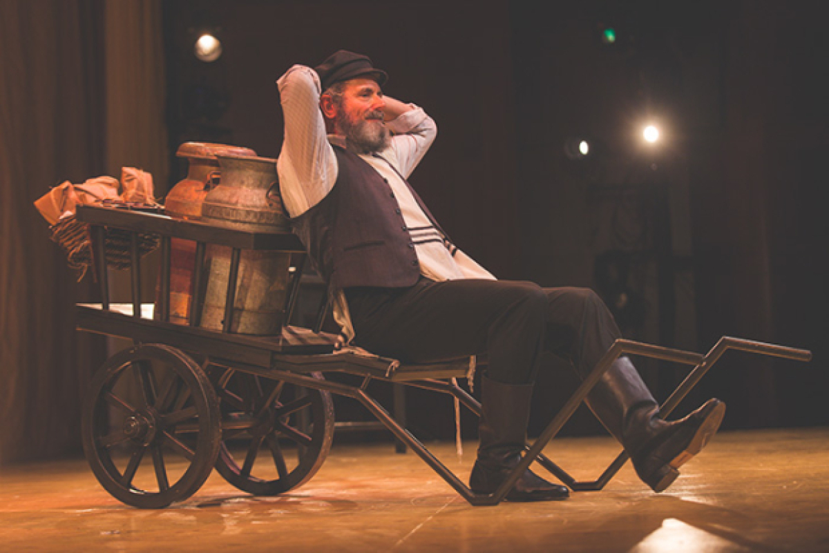 Yiddish Fiddler On The Roof Extends Second Off Broadway
