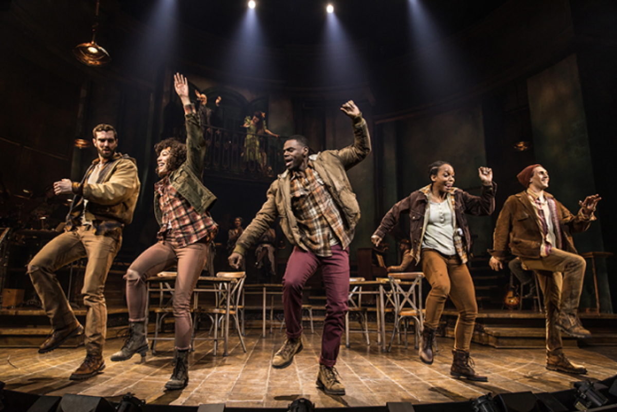 Hadestown Broadway Cast Album Set for CD and Vinyl Release | TheaterMania