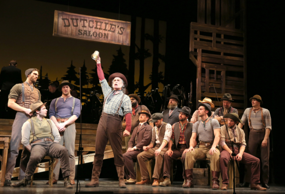 Paint Your Wagon Theatermania