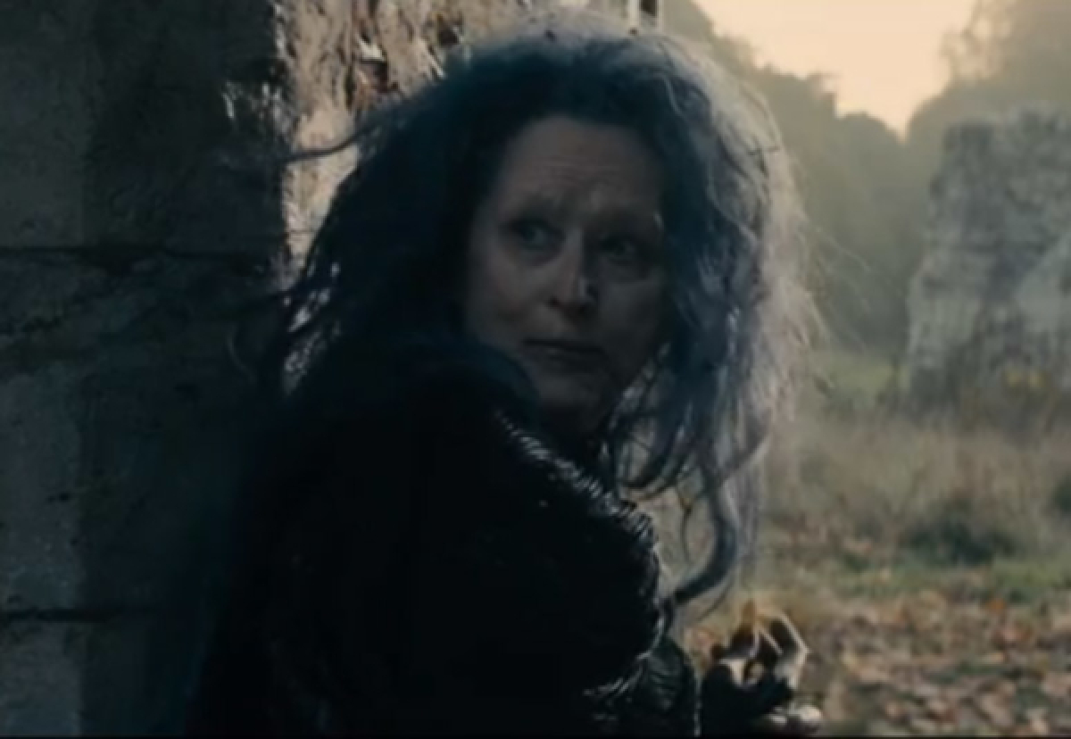 Into the Woods Teaser Trailer Reveals Meryl Streep's Witchy Entrance