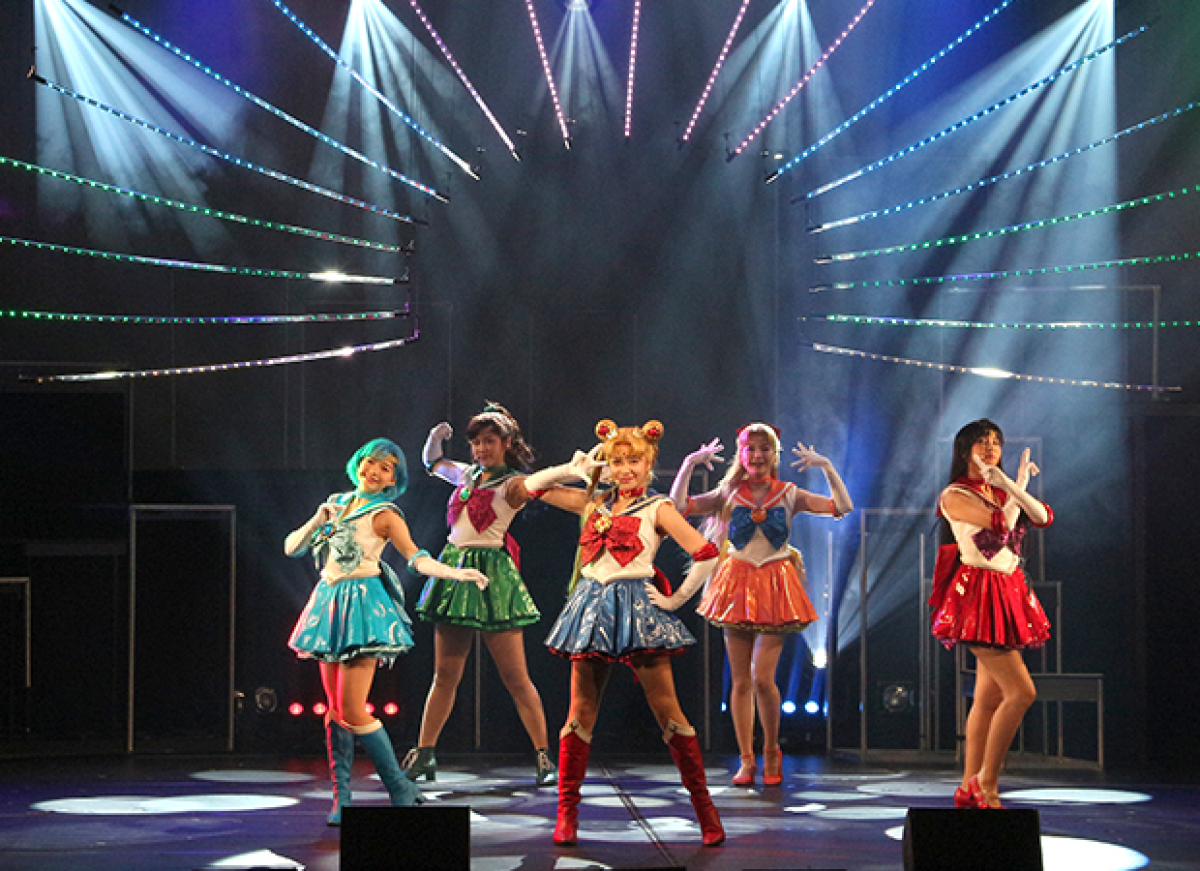 See Photos From New York Debut of Musical Pretty Guardian Sailor Moon The Super Live