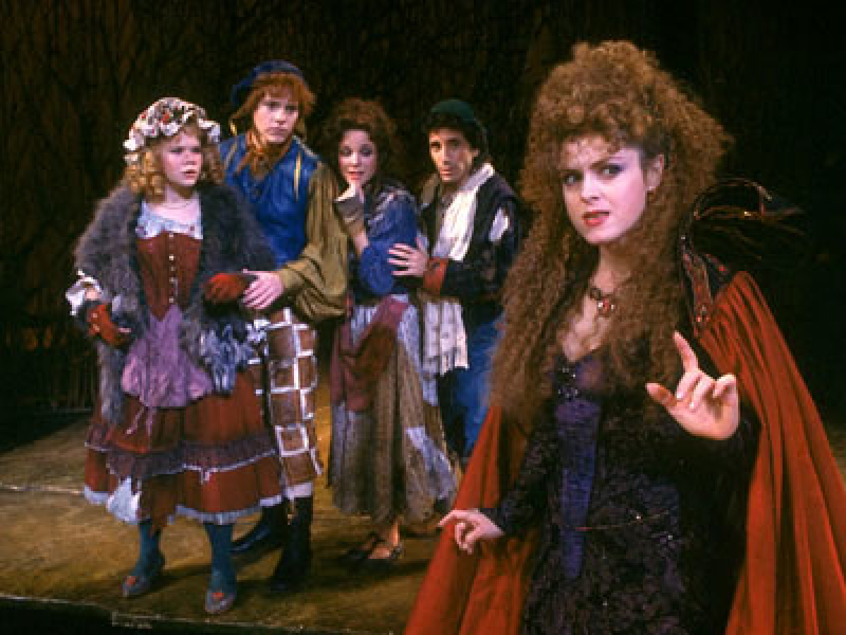 Stephen Sondheim, Bernadette Peters, Joanna Gleason, and More to Take Part in Into the Woods Reunion