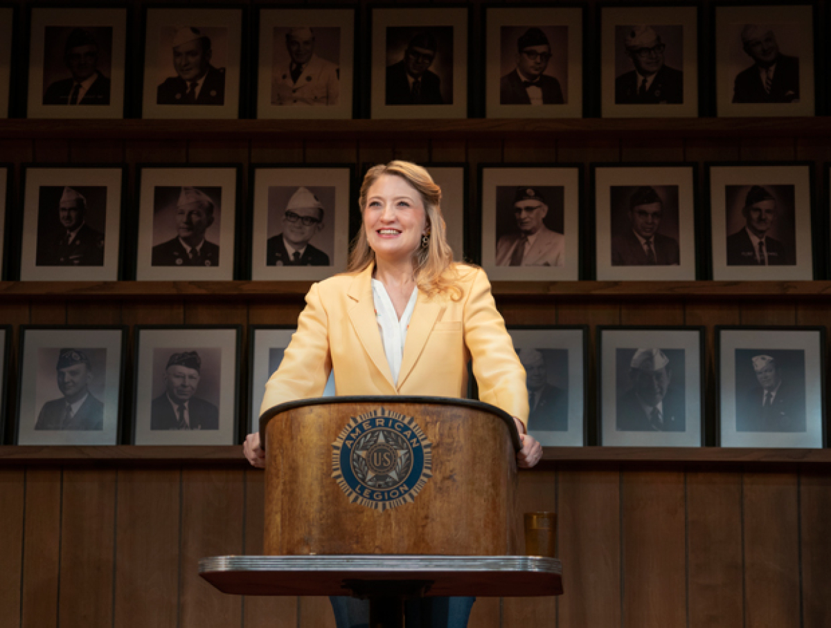 Last Chance to See Heidi Schreck's What the Constitution Means to Me on Broadway   TheaterMania