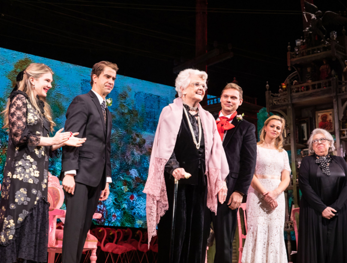 See Angela Lansbury and More in Roundabout's The Importance of Being Earnest   TheaterMania