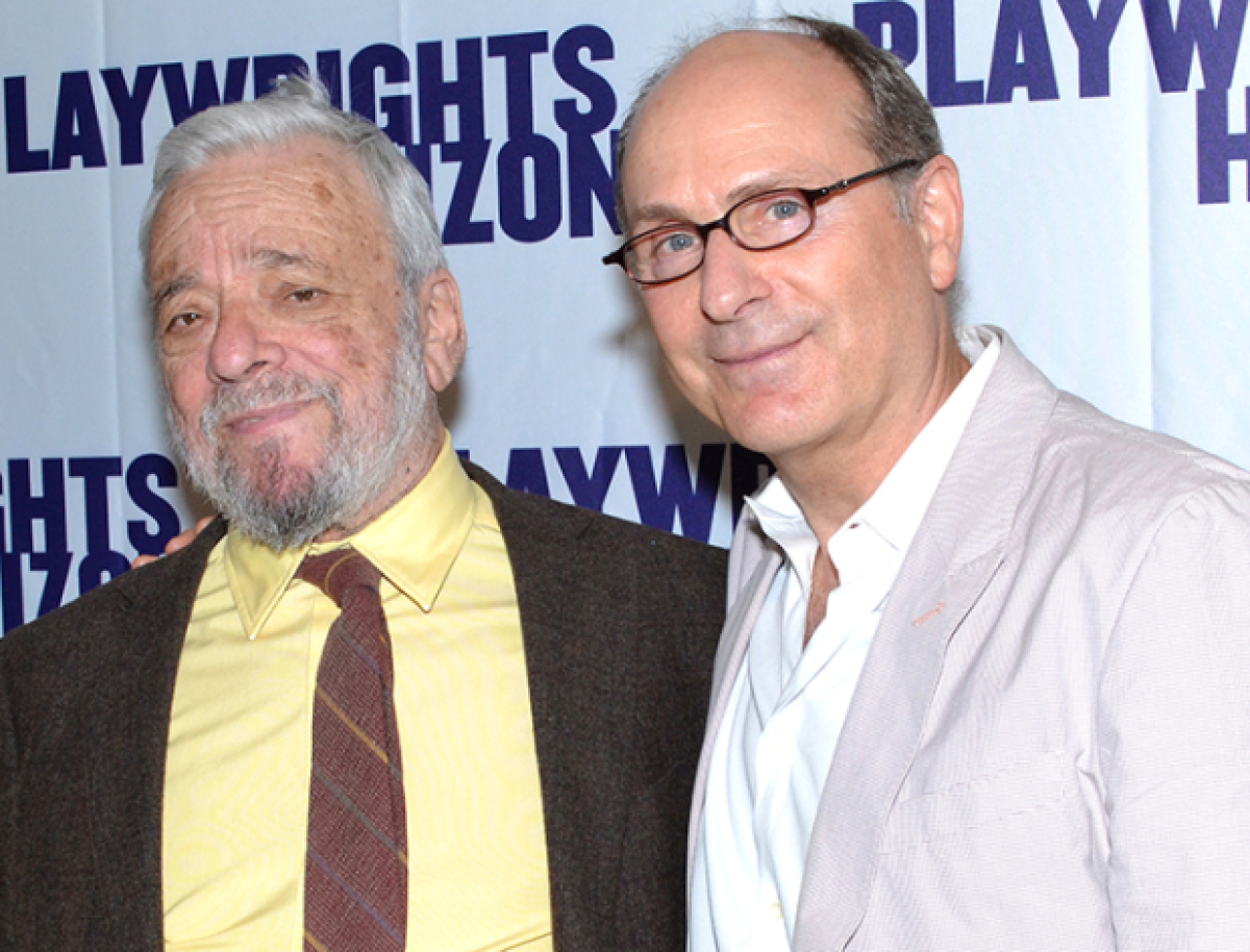 Stephen Sondheim and J...