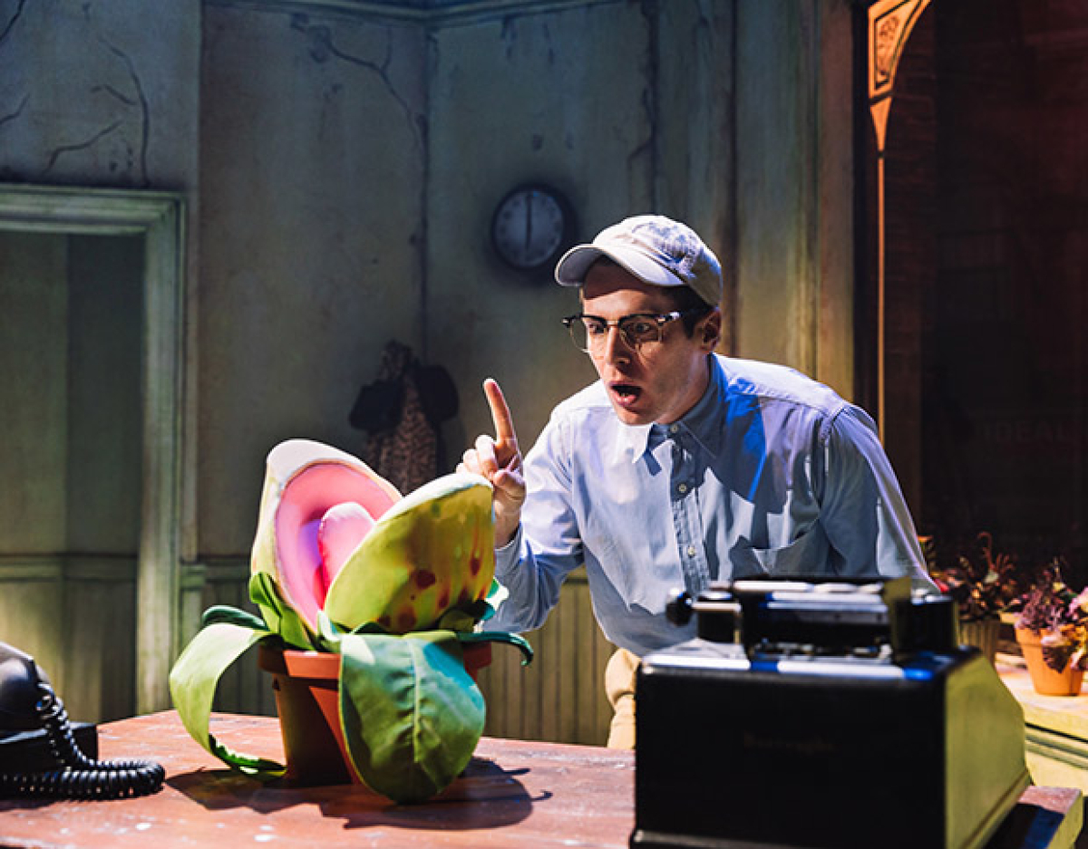 Little Shop of Horrors is Back Off-Broadway With an All-Star Cast | TheaterMania