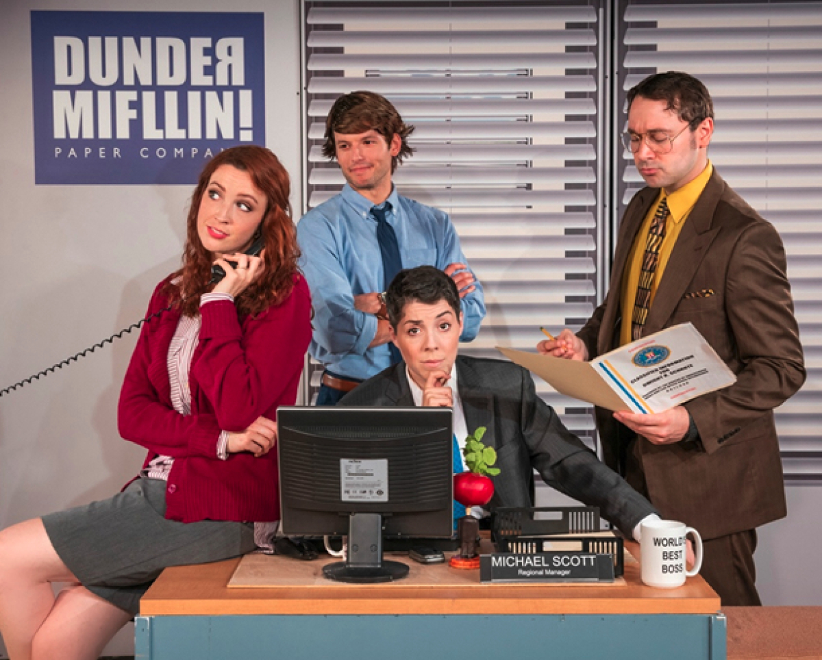The Office! A Musical Parody to Close Off-Broadway   TheaterMania