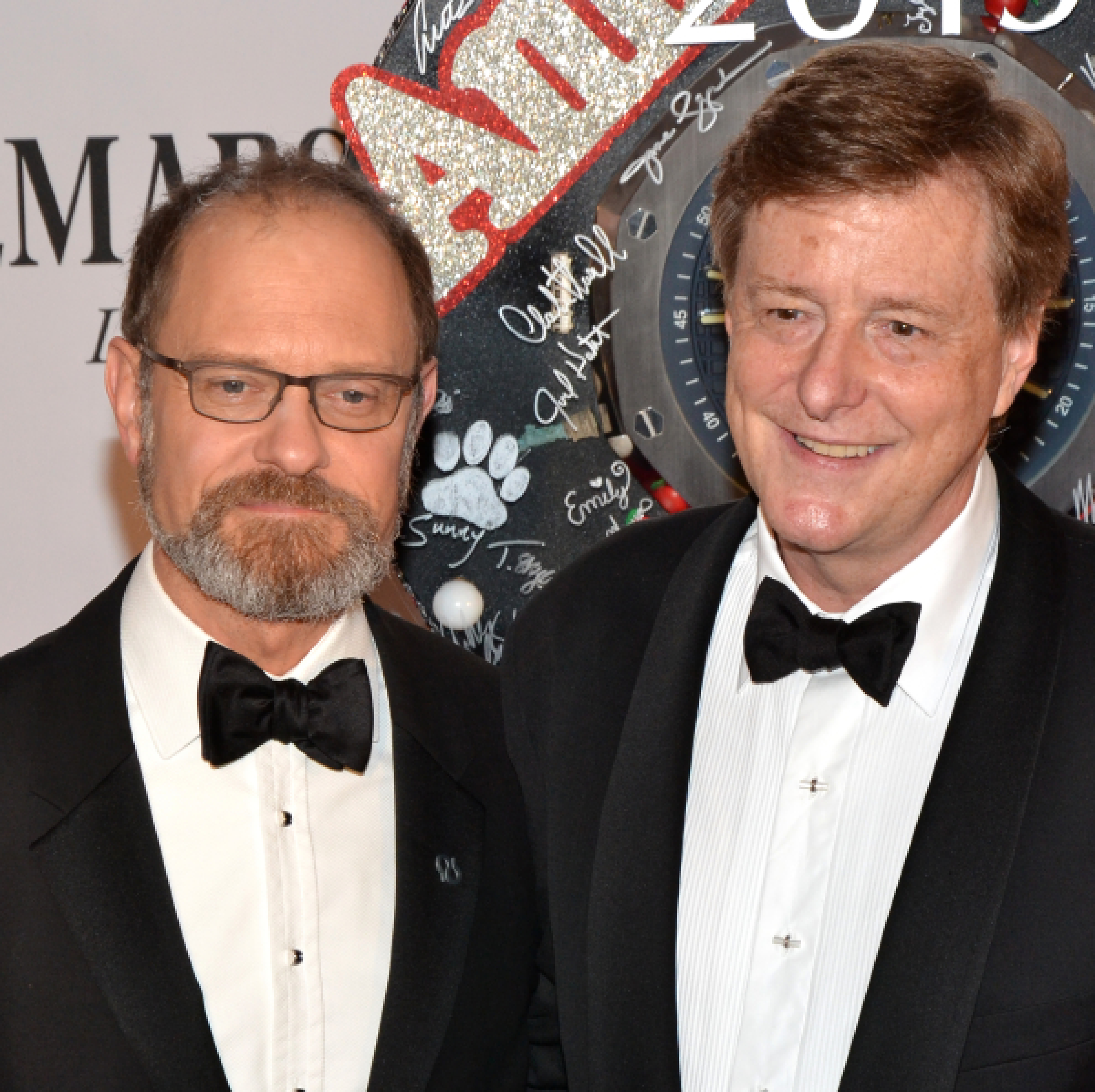 David Hyde Pierce comdivertida, marido Brian Hargrove
