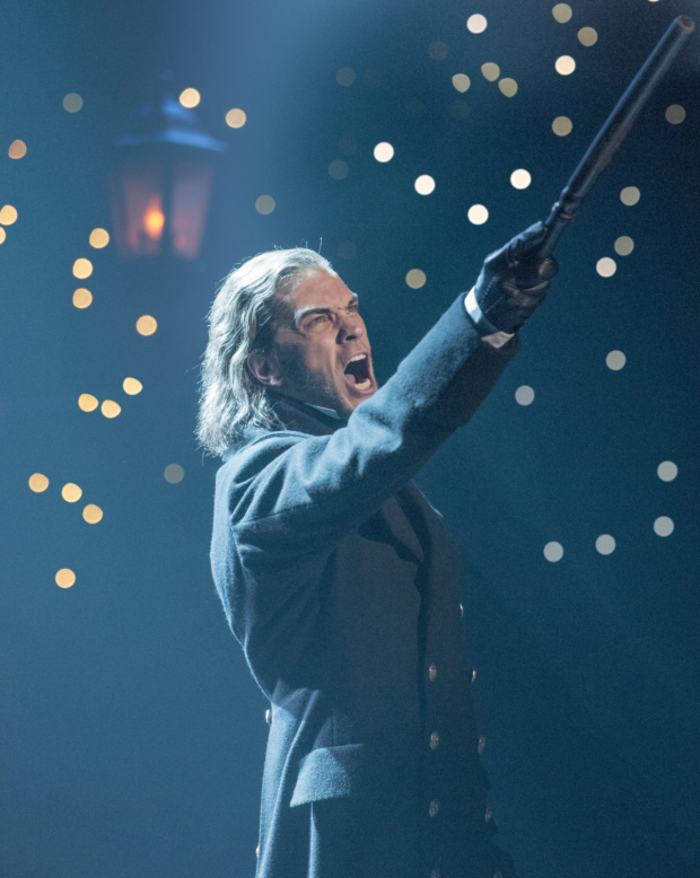 Will Swenson To Return To Broadway S Les Miserables Theatermania