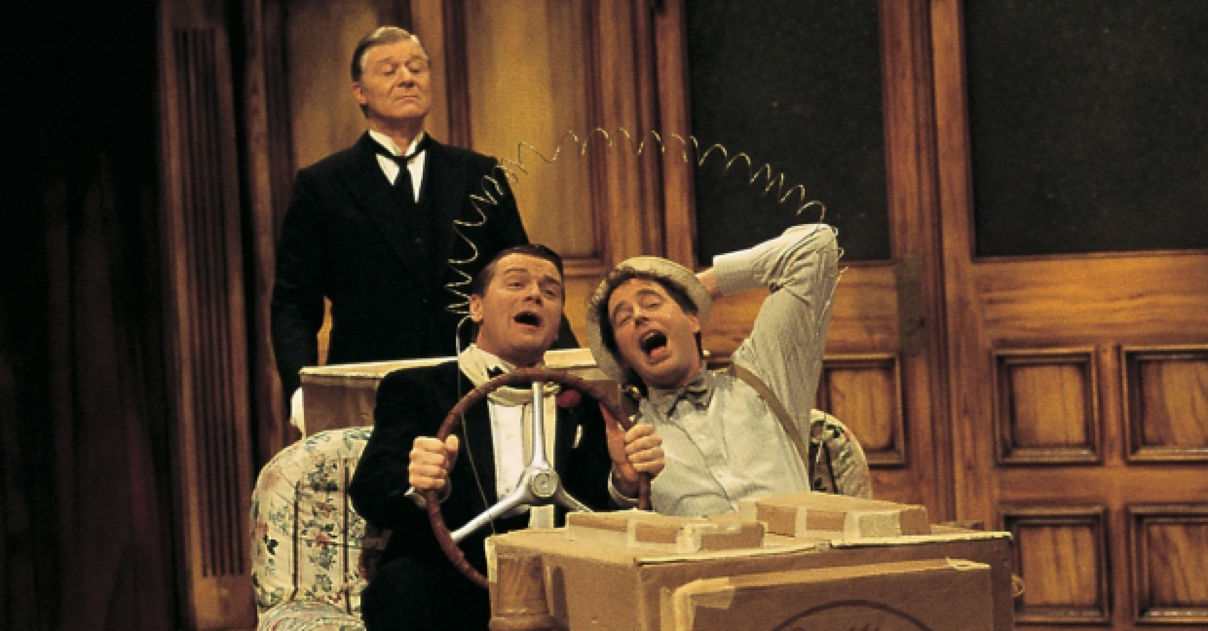 Rarely Seen Andrew Lloyd Webber Musical By Jeeves to Stream Free This  Weekend | TheaterMania