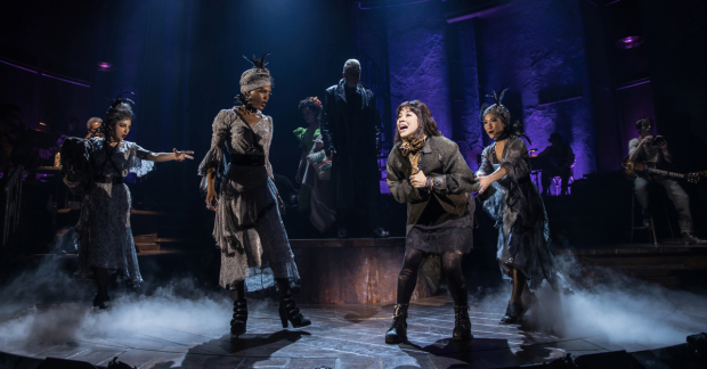 Hadestown Broadway Cast Album Tracks to Be Released in Batches