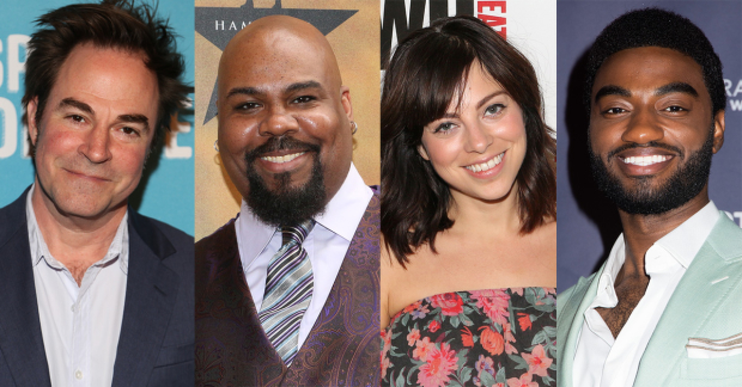 Jelani Alladin And Krysta Rodriguez To Star In The Public S