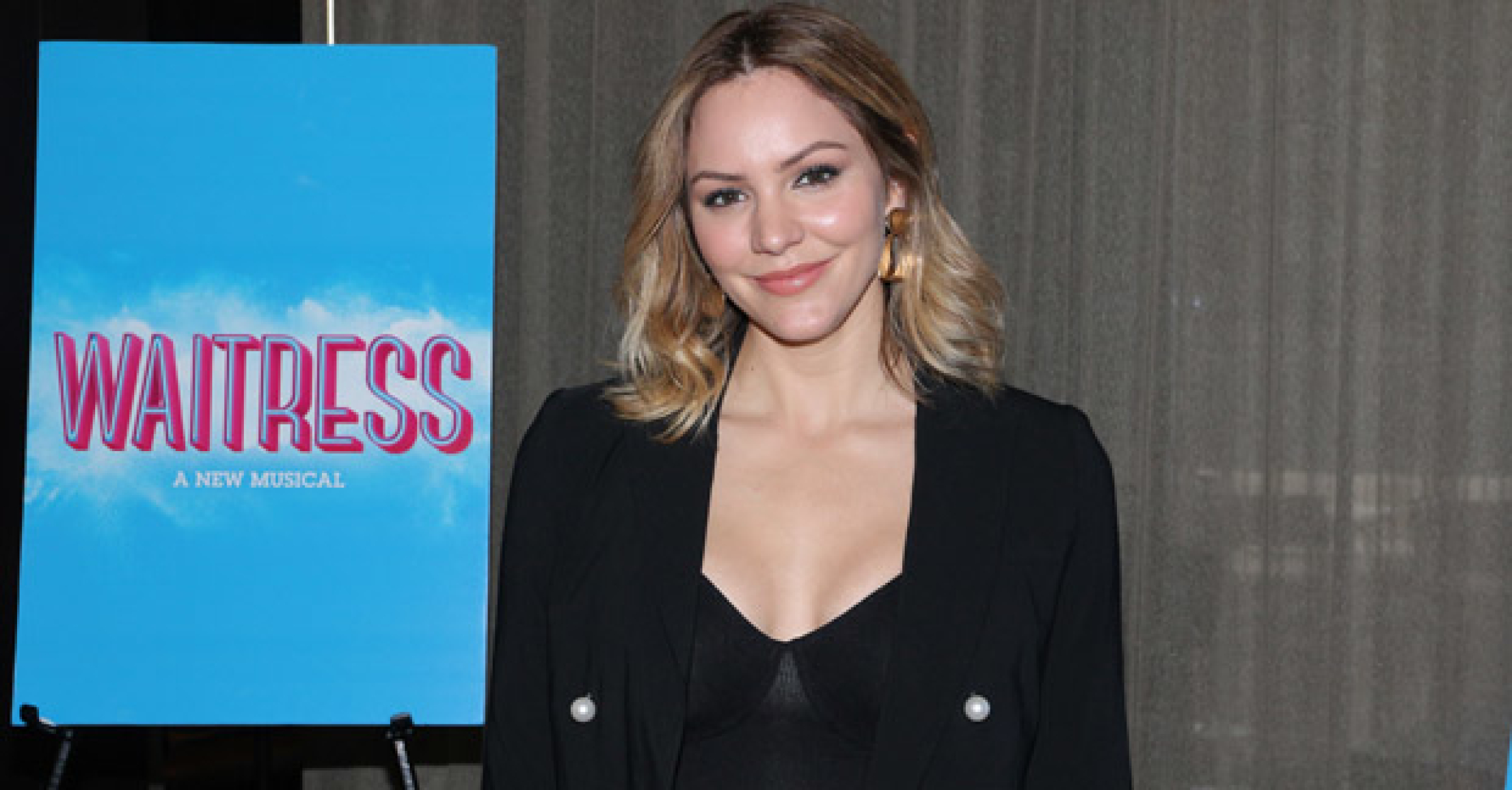 Katharine Mcphee And Waitress Cast To Sing Sara Bareilles Songs In Bc Efa Event Theatermania