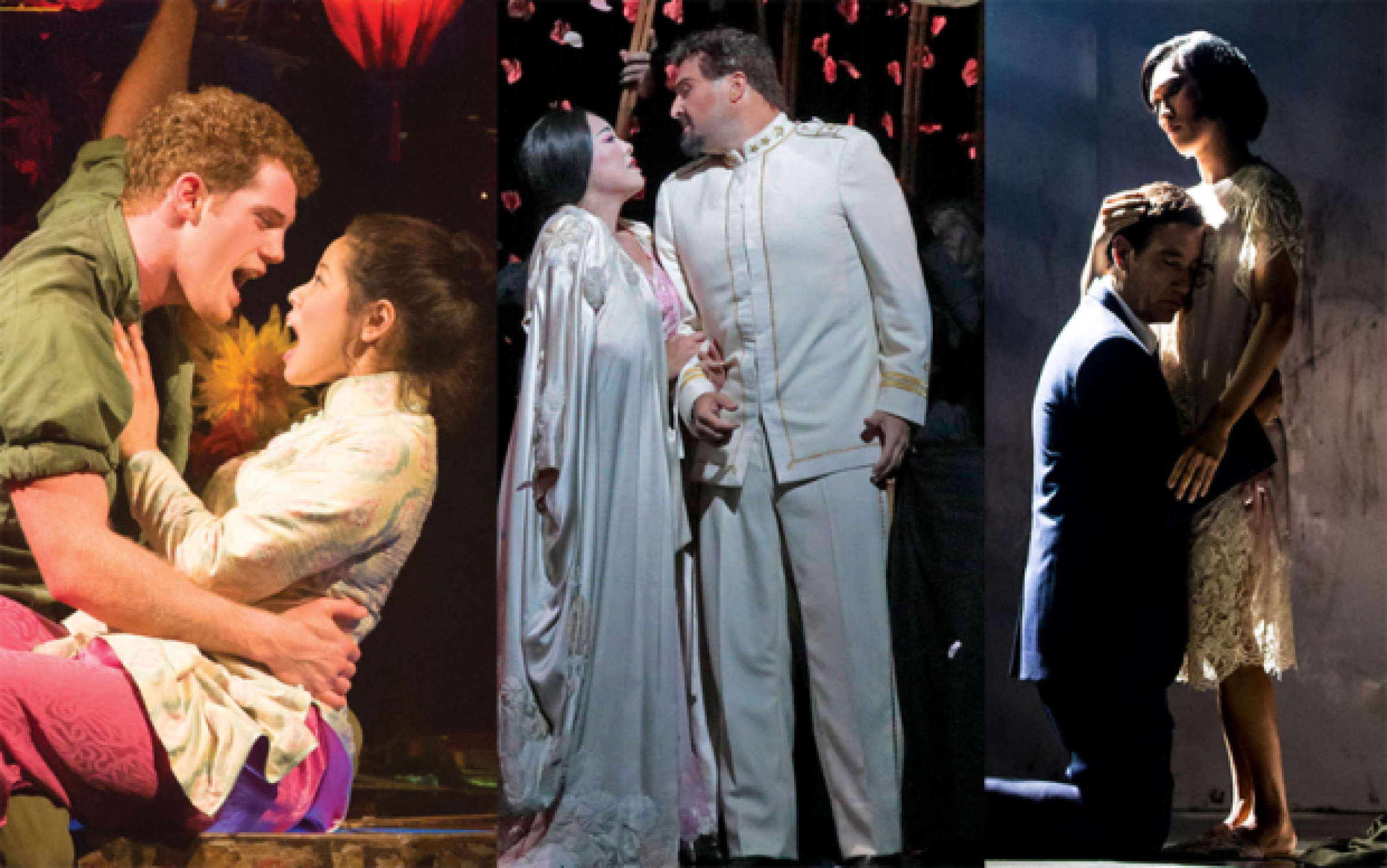 Metamorphosis From Madama Butterfly to M  Butterfly and Miss