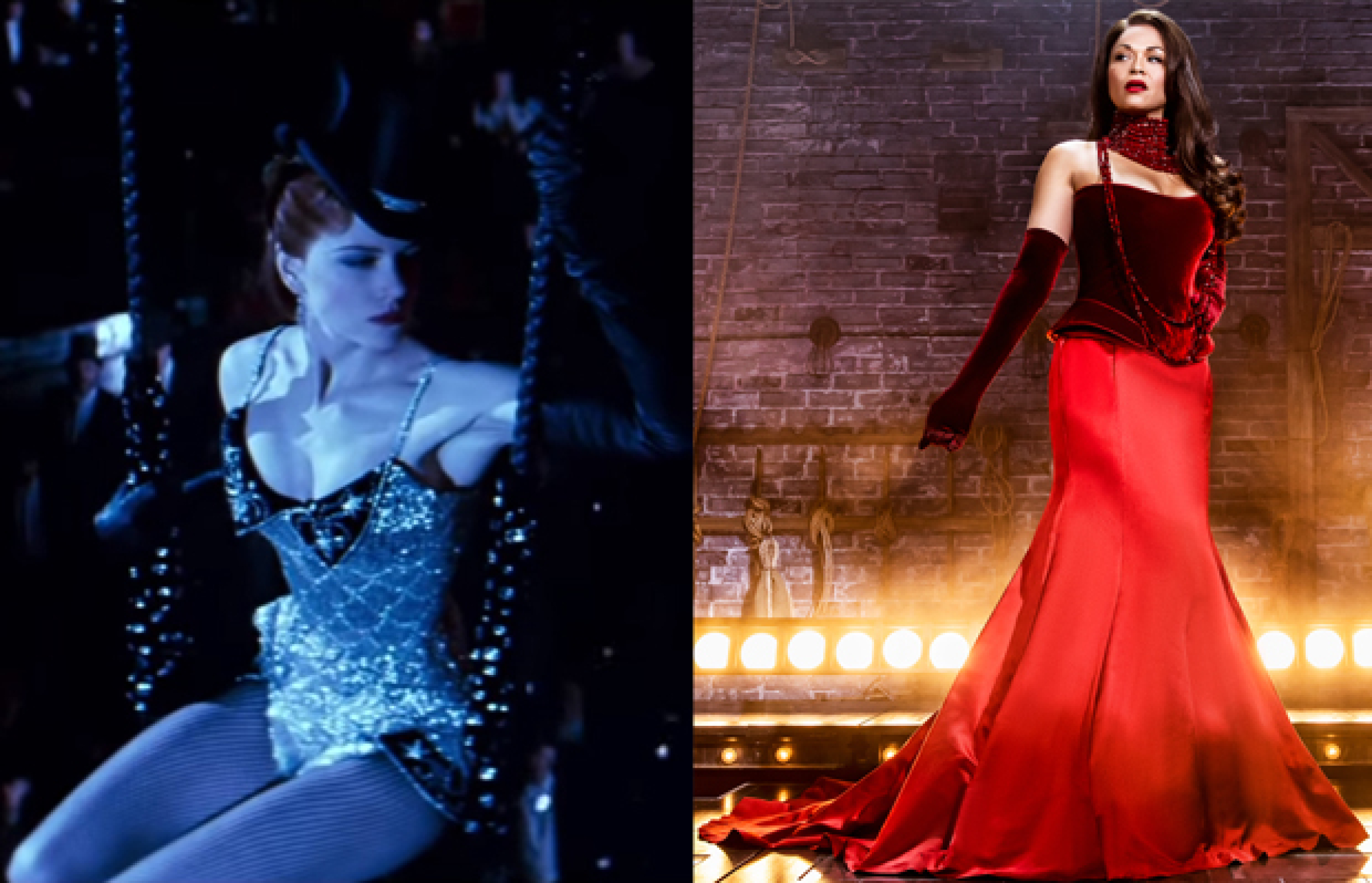 Moulin Rouge The Musical Versus Moulin Rouge The Movie A