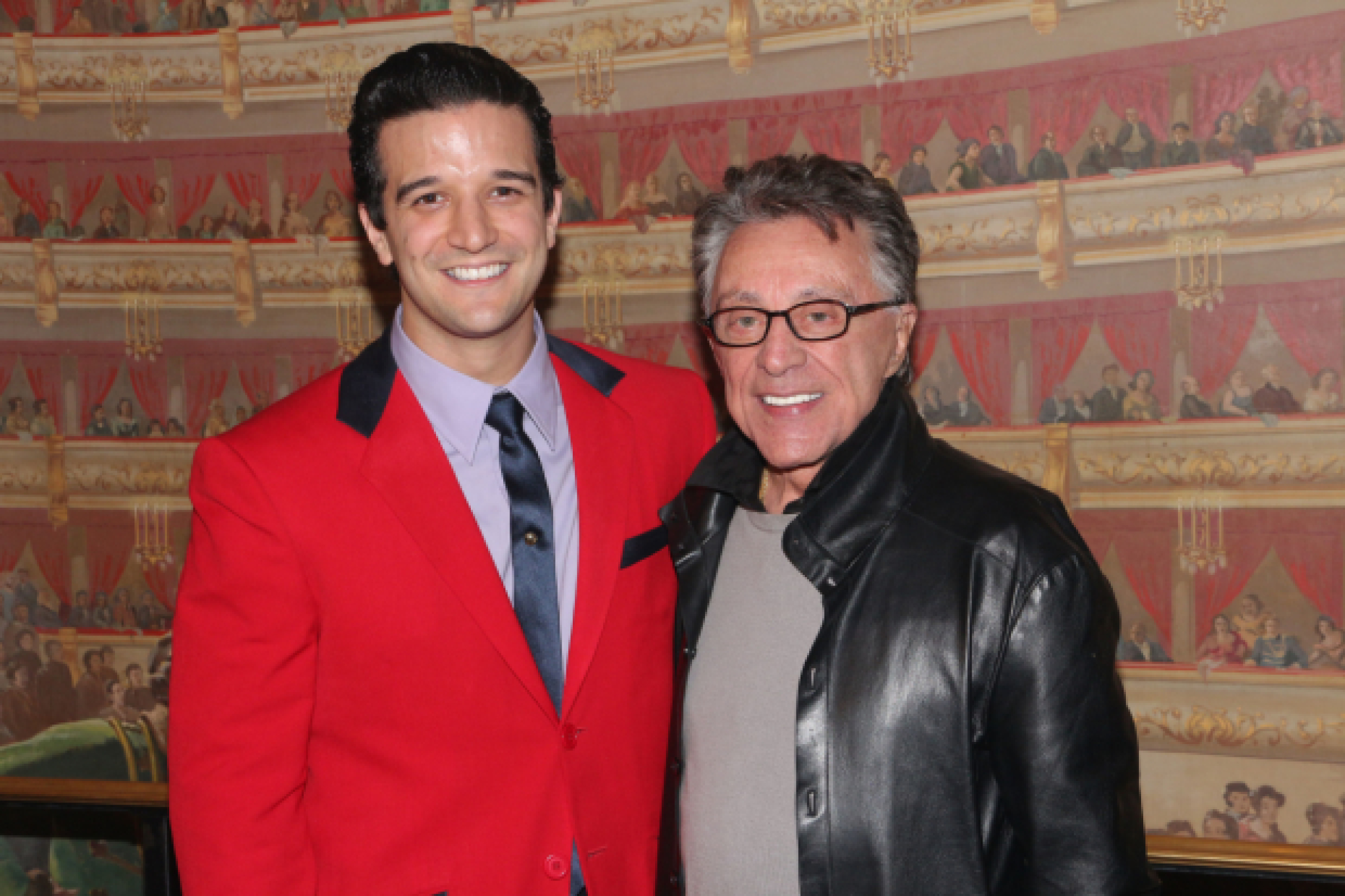 Jersey Boys Veteran Mark Ballas to Reprise Broadway Role in Los Angeles