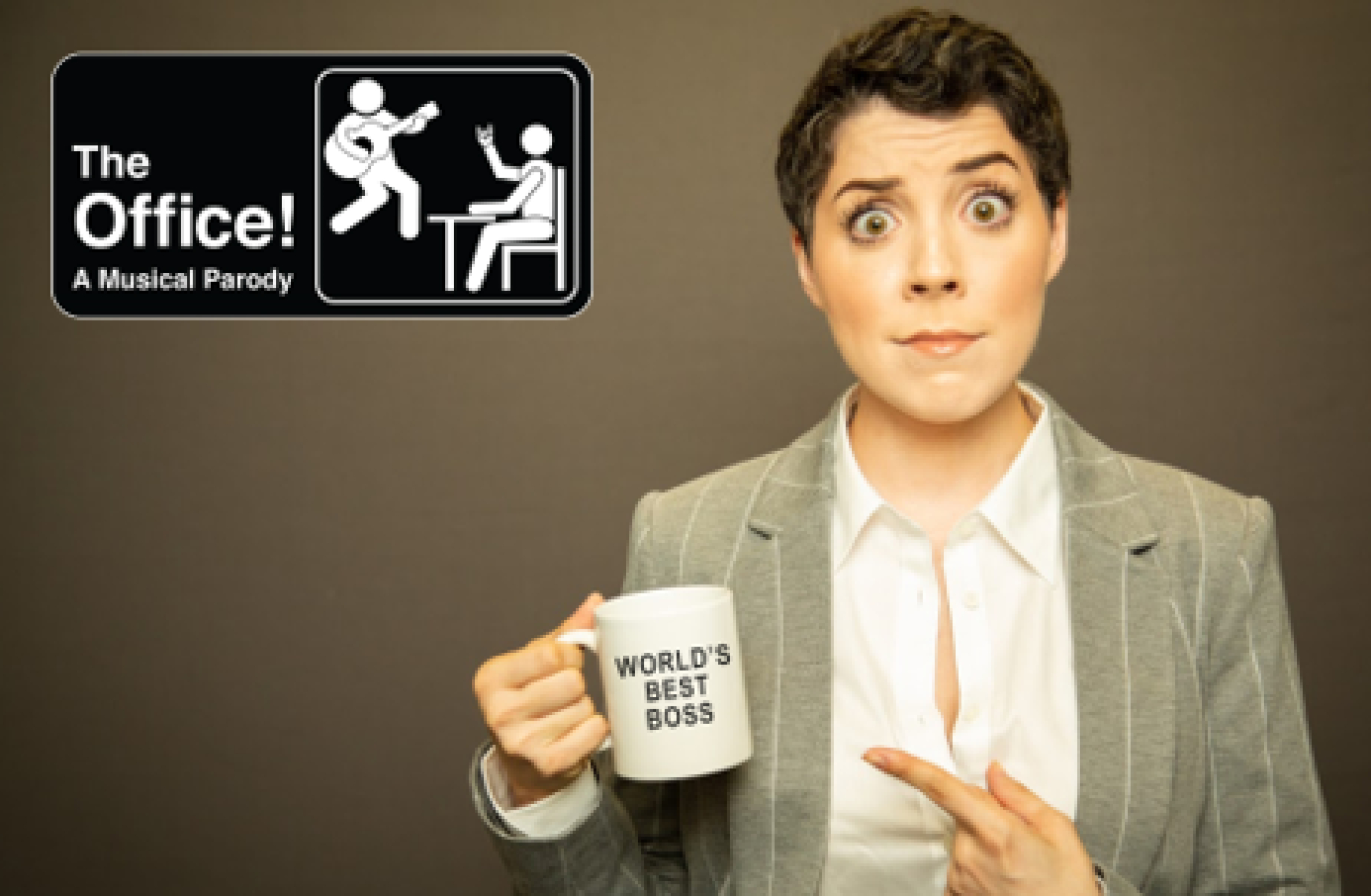 Angela Baron the office! a musical parody finds its michael scott