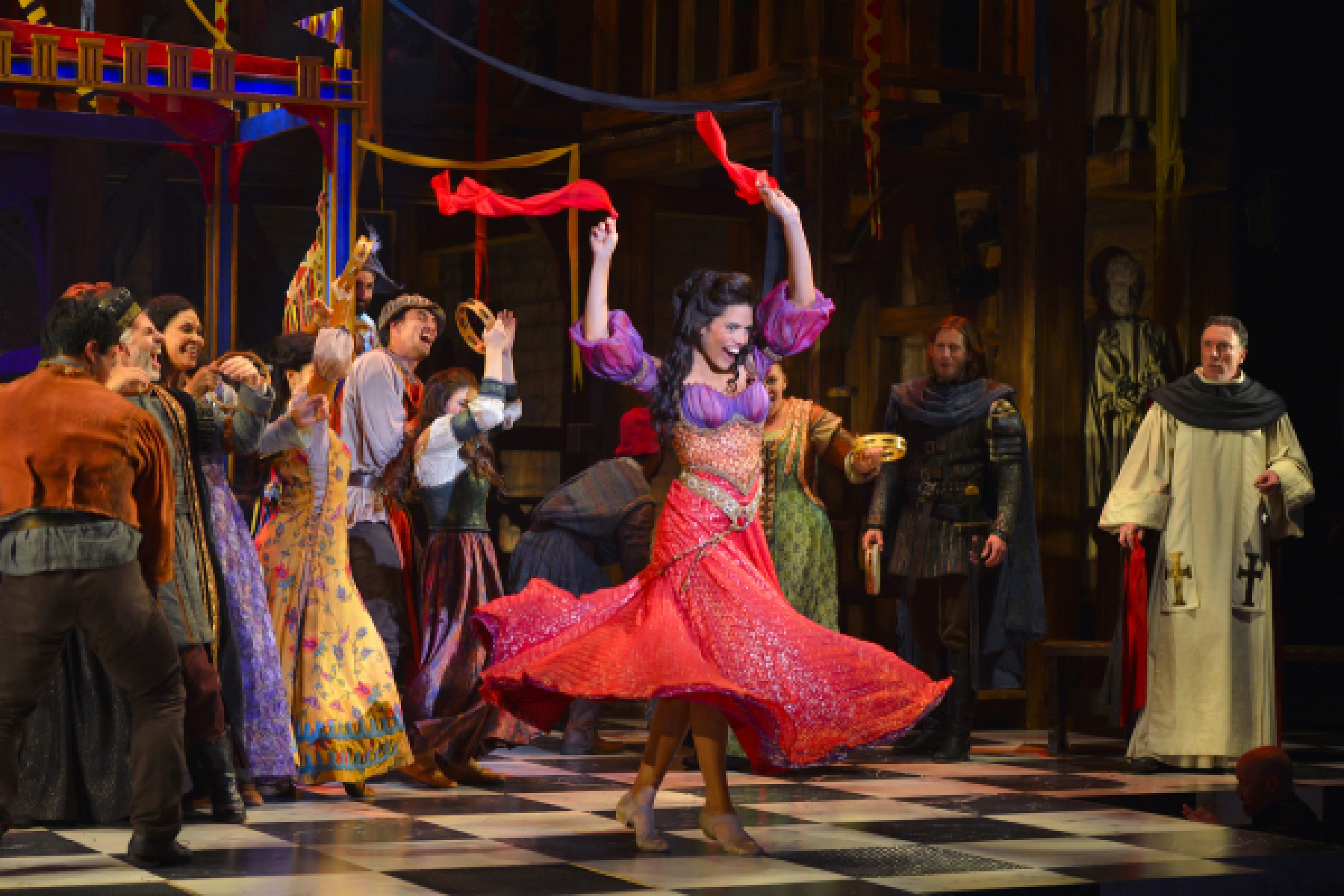 The Hunchback of Notre Dame | TheaterMania