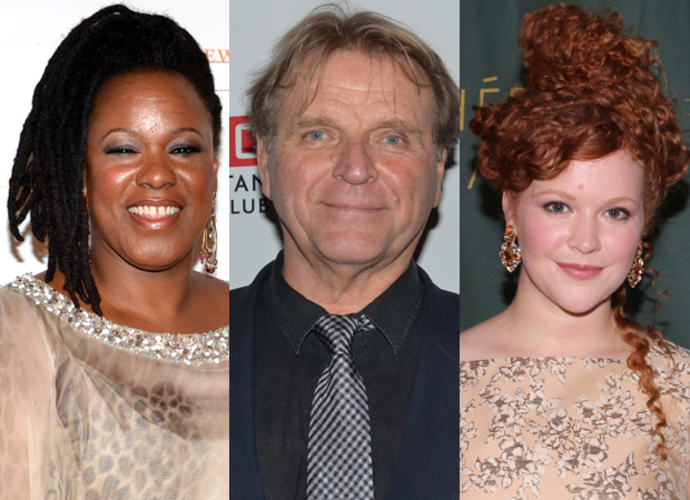 Kecia Lewis David Rasche Mary Wiseman Set For The Skin Of Our Teeth Theatermania