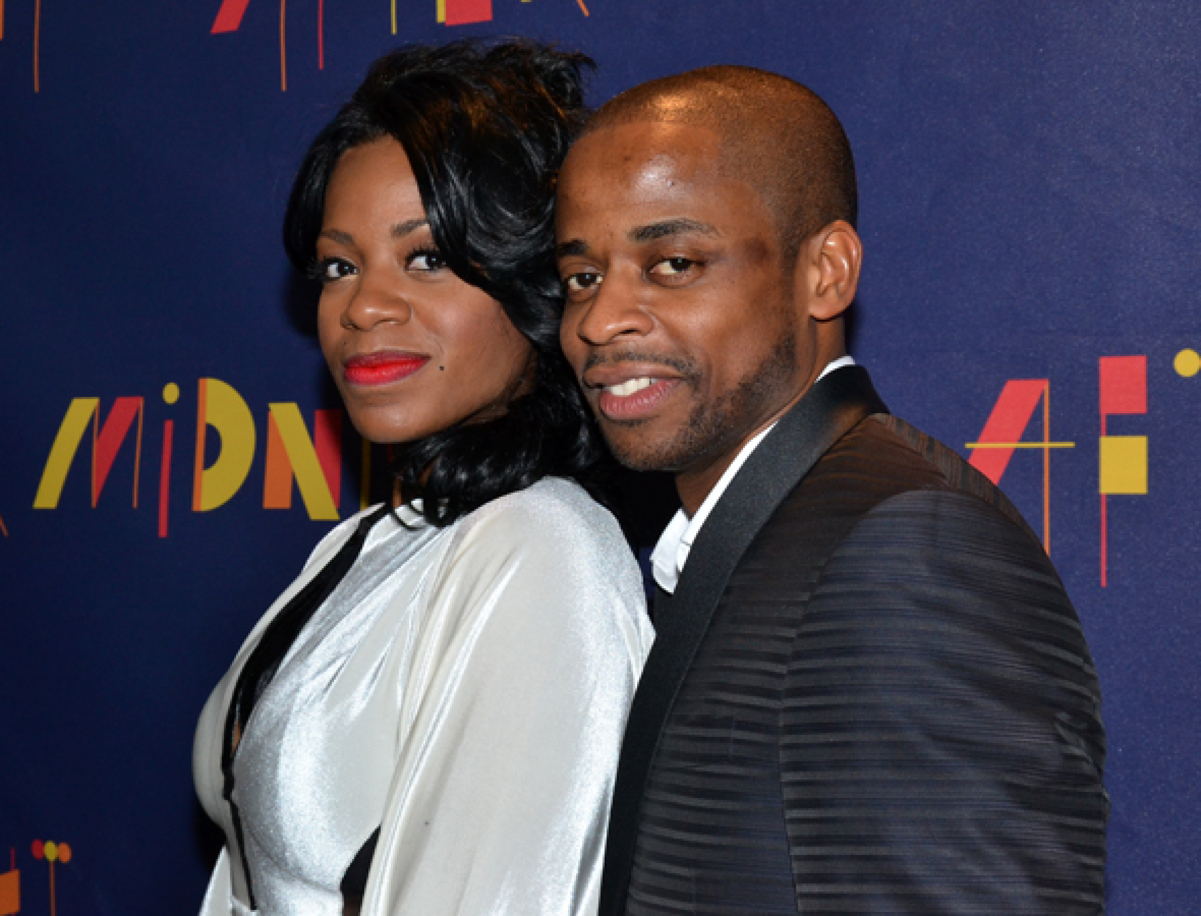 Dule hill and fantasia dating