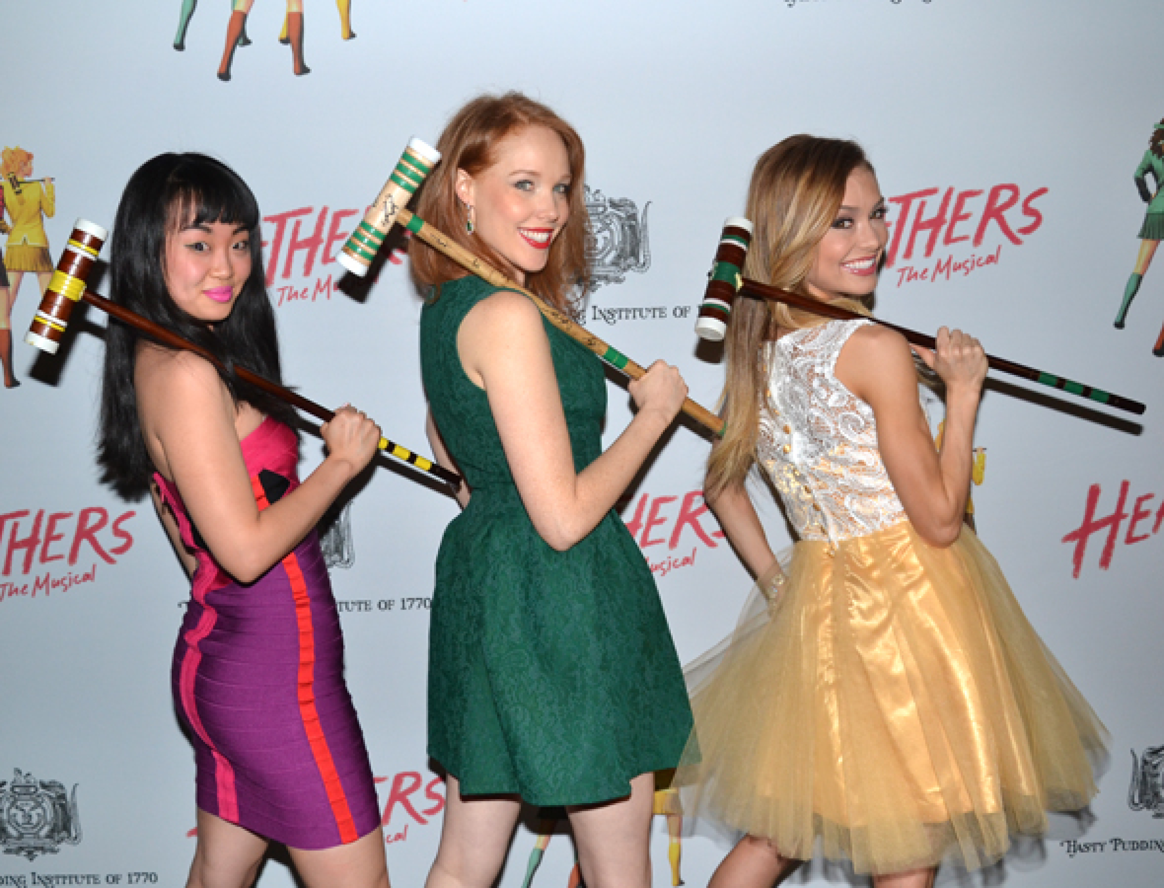 How Very! Heathers: The Musical Opens Off-Broadway