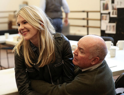 FIRST LOOK: Much Ado About Nothing in Rehearsal With Lily