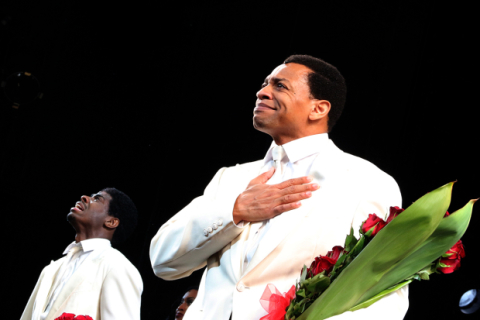 Motown Legends Celebrate the Temptations as Ain't Too Proud Opens on