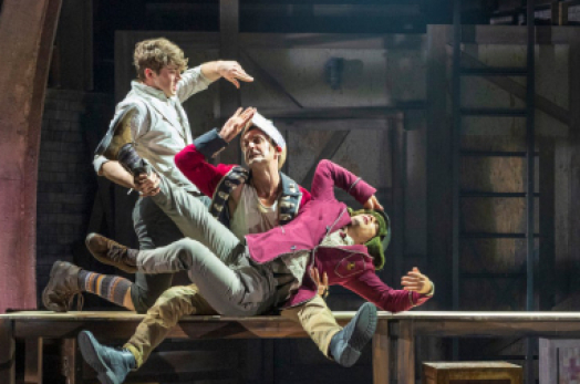 Theater news, reviews, photos, video and more | New York