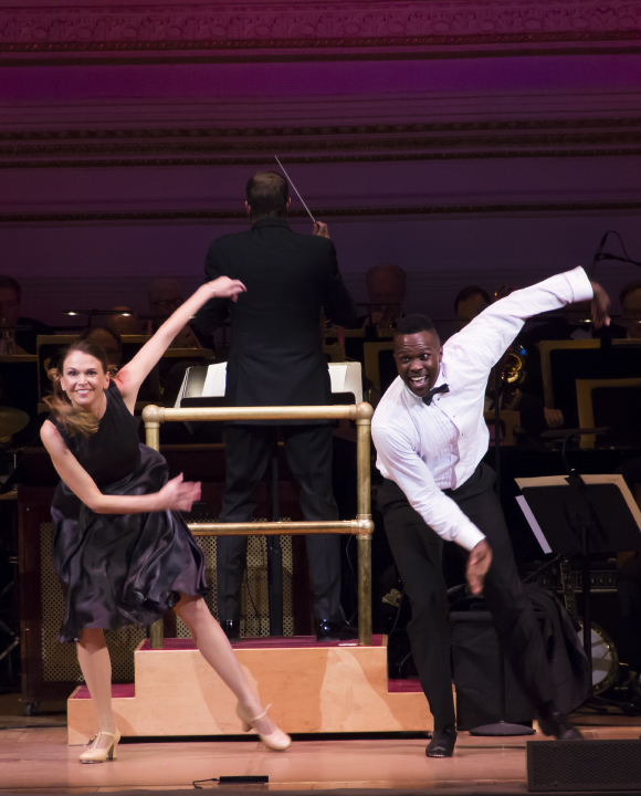 Sutton Foster Makes Her Solo Carnegie Hall Debut   TheaterMania