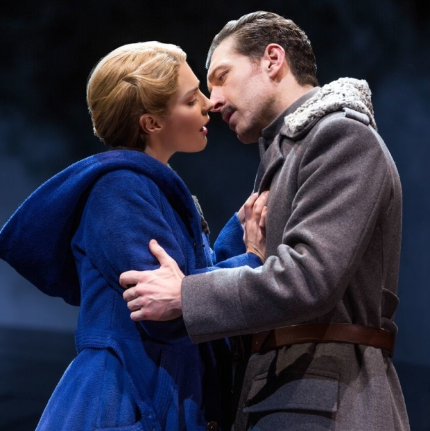 The Revolution Ends as Dr  Zhivago Announces Broadway Closing Date