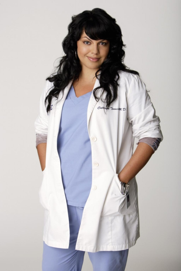 Grey\'s Anatomy Star Sara Ramirez Joins Producing Team of Loserville ...