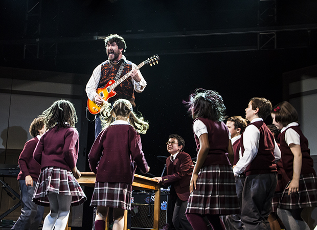Broadways School Of Rock To Offer Front Row Ticket Lottery