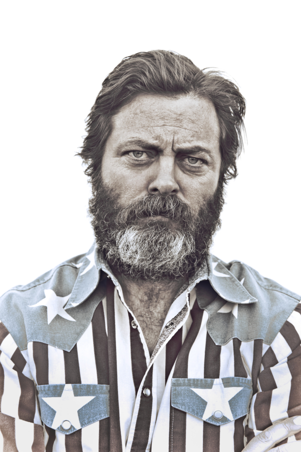 Nick Offerman Kicks Off A Confederacy of Dunces | TheaterMania