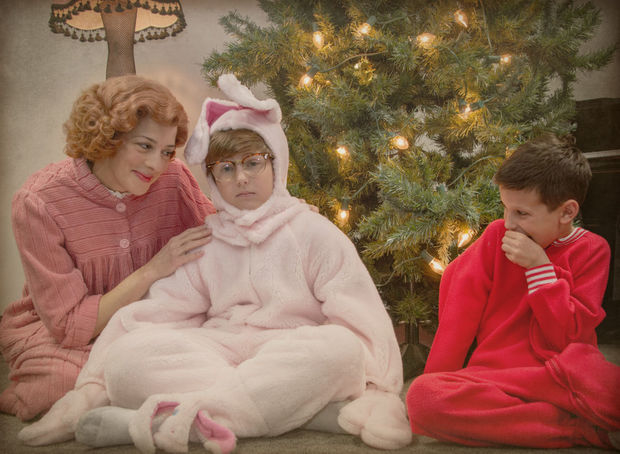 Randy Christmas Story.Theatre At The Center Presents A Christmas Story Theatermania