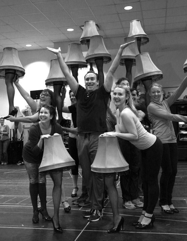 Chris Hoch and Elena Shaddow Preview Paper Mill Playhouse's A