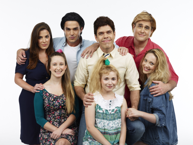 The Cast Of Full House! The Musical!, Which Will Share The Theatre 80