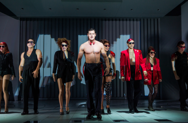 American Psycho Theatermania