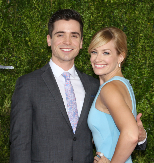 For Broadway's Matt Doyle and TV's Beth Behrs, 15 Years of