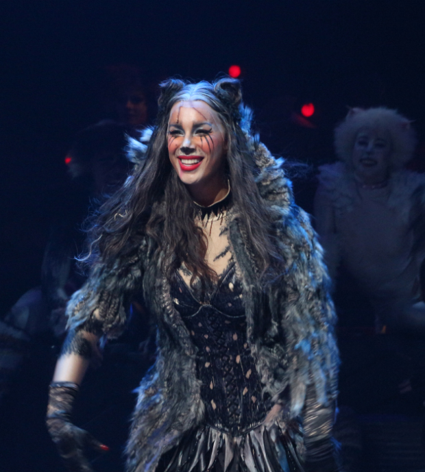 A Purrrfect Opening Night For Leona Lewis And The Cast Of Cats On Broadway Theatermania