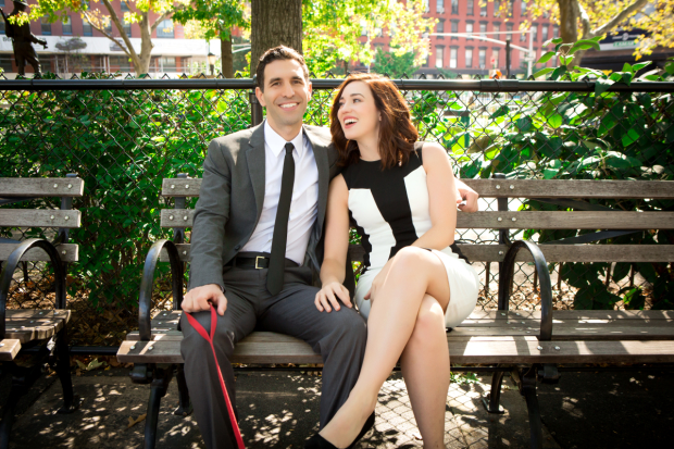First Look at the Cast of A Dog Story | TheaterMania