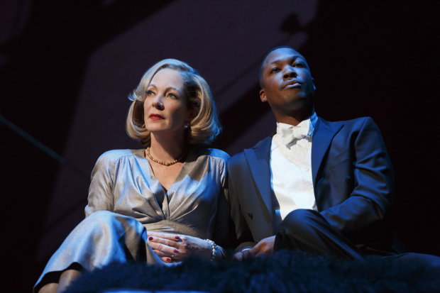 Allison Janney And Corey Hawkins In John Guares Six Degrees Of Separation
