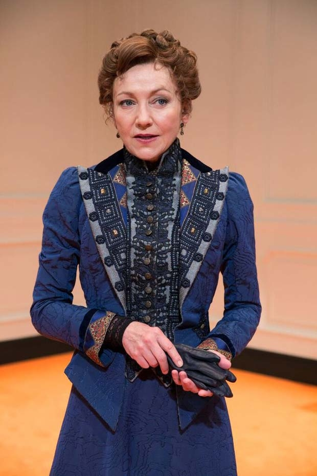 Meet the New Cast of A Doll's House, Part 2 | TheaterMania A Doll S House Ibsen Original Set Design on