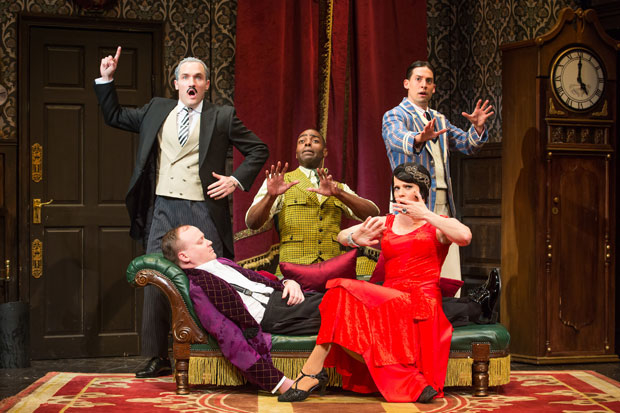 Banner image for The Play That Goes Wrong